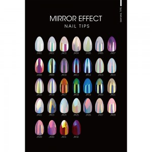 MIRROR EFFECT NAIL TIPS