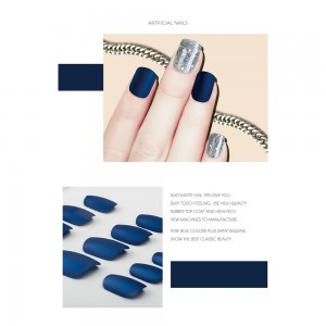 SKY MATTE NAIL TIPS Picture 1