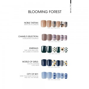 High Performance Nail Polish Uv Gel Lidan -