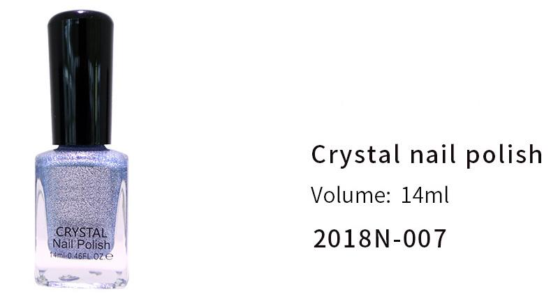 Kristal Tirnoqlarni Polsha (2018N-007)