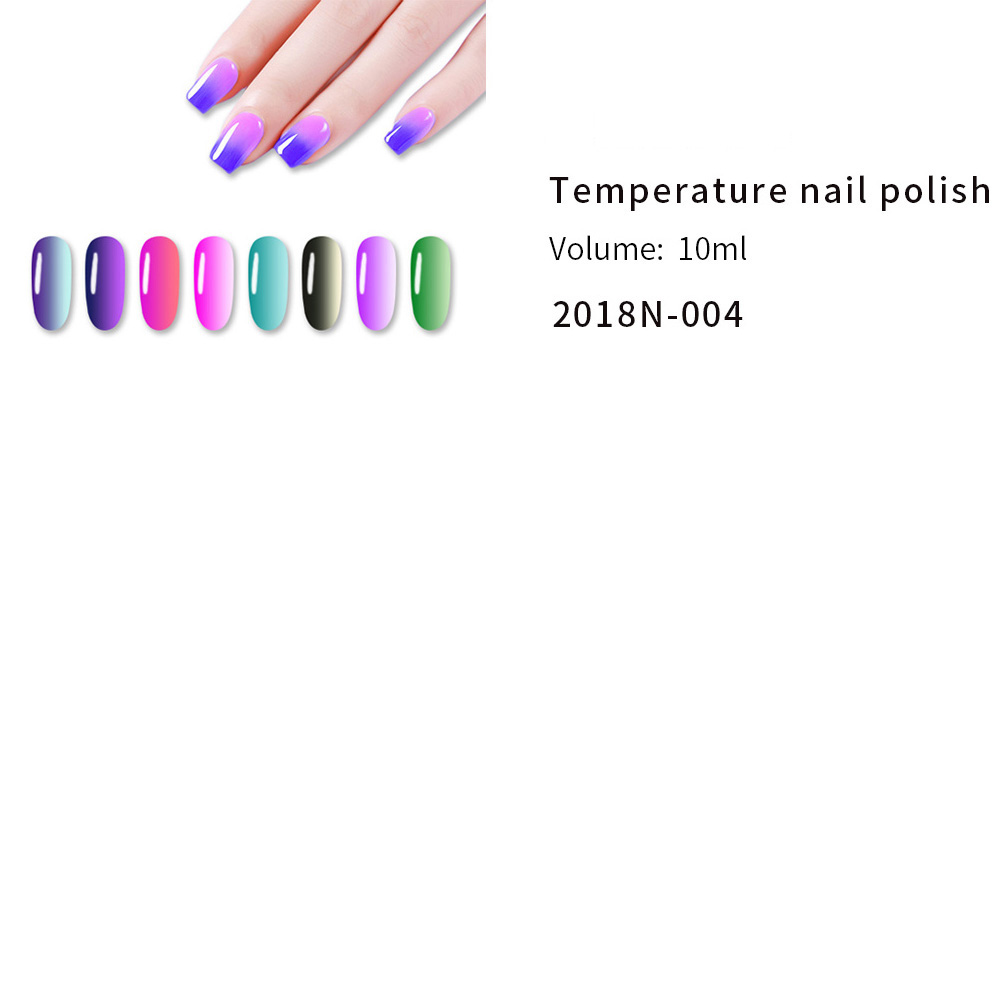 Top Suppliers Global Fashion Nail Polish -
