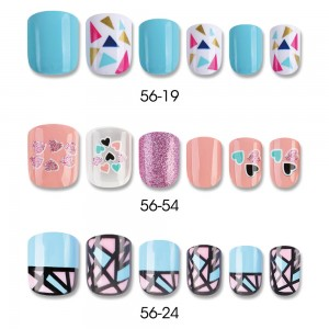 Good Wholesale Vendors Fengshangmei 3d Decorated Finger Nails -