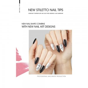 NEW STILETTO NAIL TIPS