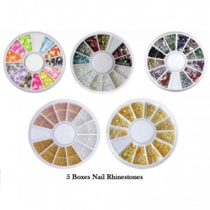 BEAUTY ASSESSORIES NAIL ART KITS